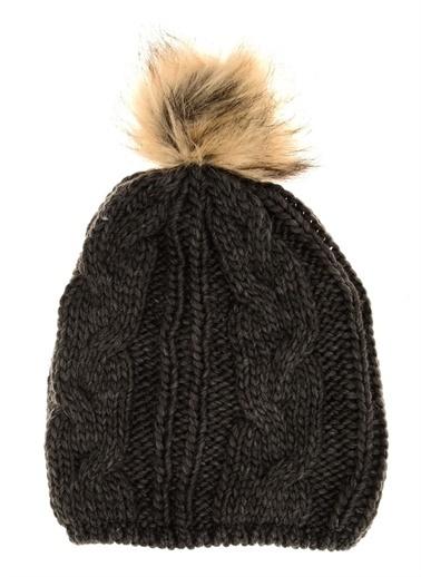 Vero Moda Vero Moda Şapka Antrasit